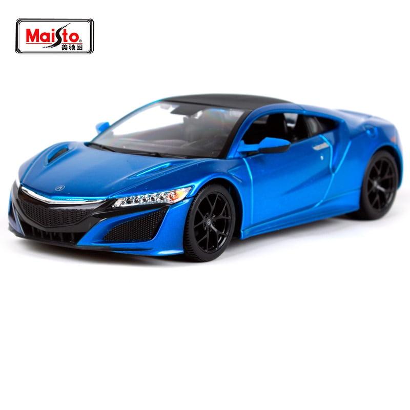 1:24 2018 Acura Nsx Diecast Model Car Toy New In Box